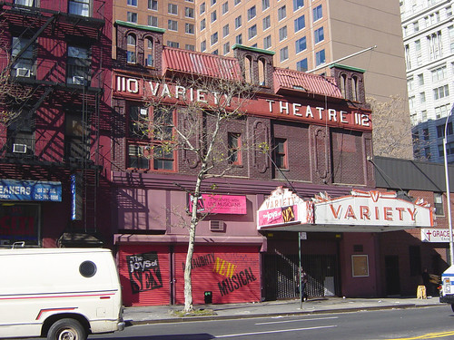 Variety Theater | by GVSHP