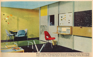 1949 George Nelson room | by Mad Modern