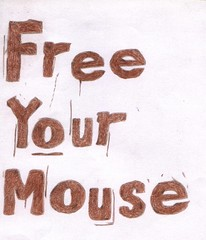 Free Your Mouse (from rust?!) | by meeja_ninja