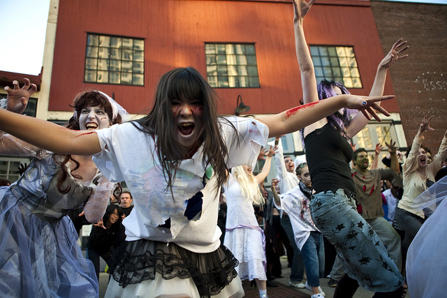 Thrill The World Vancouver 2009
