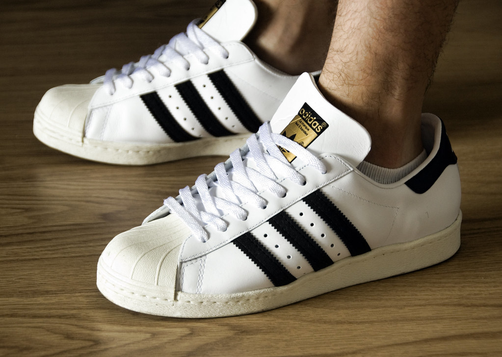 Adidas Superstars 80s