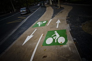 Paris Bike Lanes | by Mikael Colville-Andersen