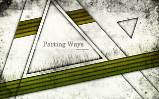 Parting Ways: Wallpaper | by Fudgegraphics