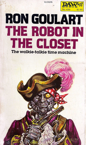 The Robot in the Closet Ron Goulart
