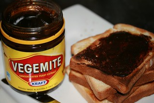 Vegemite on Toast  (on Plate) II | by StephenMitchell