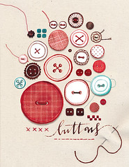Buttons | by Evajuliet Atelier