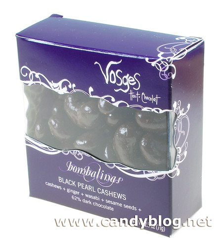 Vosges Bombalinas - Black Pearl Cashews | by cybele-