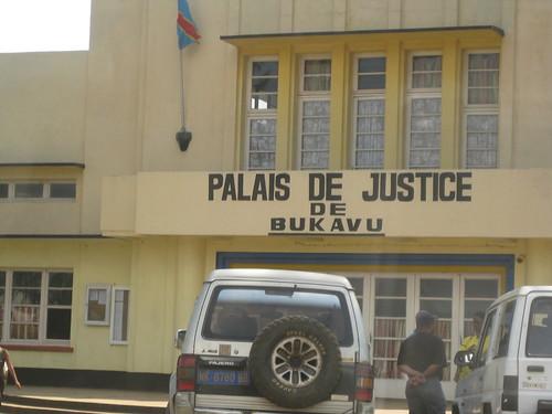 Palais de justice de Bukavu