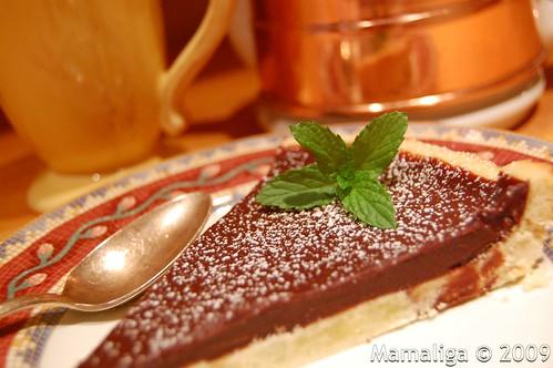 Jamie Oliver Chocolate Brownie Cake
