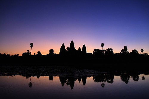 Sunrise at Angkor Wat | by Yinghai