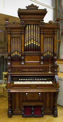 Lebanon pennsylvania lebanon co hist society miller for Classic house organ sound