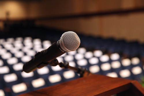 step up to the mic | by bionicteaching