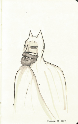 Bearded Batman 14/50 | by Trey Piepmeier