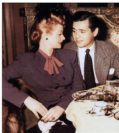 Image result for lucy and desi