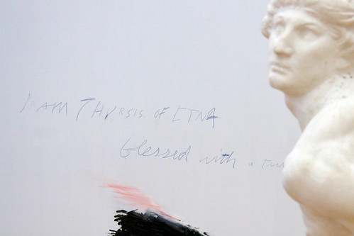 I am Thyrsis of Etna