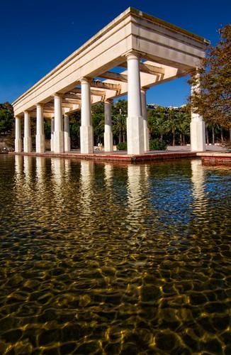 Valencia jardines del turia arquitectura de ricardo for Arquitectura de jardines
