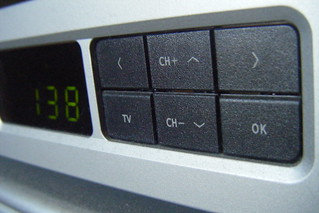 Virgin TV set top box buttons | by bigpresh