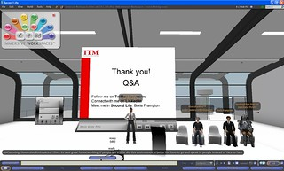 Event UK Second Life Presentation | by Boris Frampton