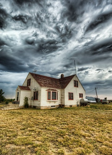 Running to the Storm Cellar on the Farm | by Stuck in Customs