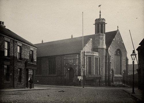 008261:St. Silas' Church Clifford Street Byker Unknown c.1912