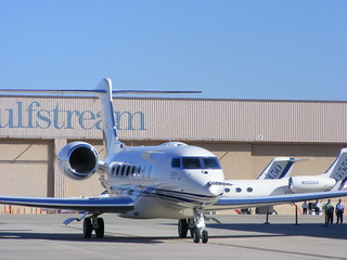 Gulfstream G650 Close front view | by AviationQueen
