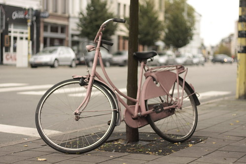 Antwerp bicycle | by the cherry blossom girl