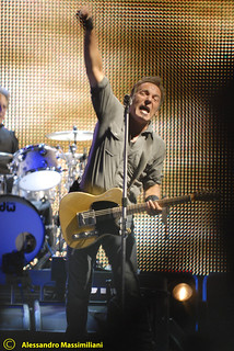 bruce springsteen | by Alessandro Massimiliani