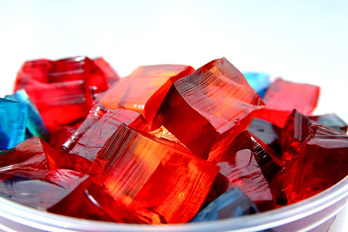 Jello Cubes 8-3-09 5 | by stevendepolo