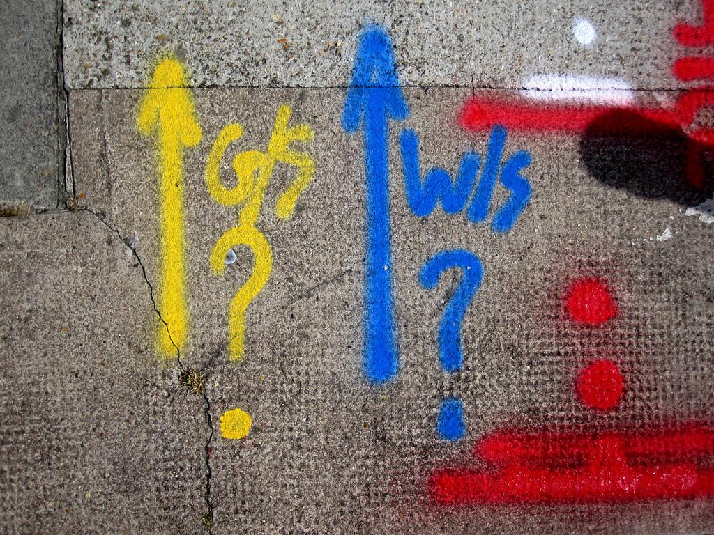 G/S? W/S?