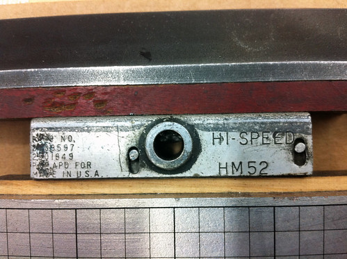 Hi-Speed Quoin used for lockup | by dolcepress