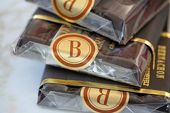 3 Bernachon Chocolate Bars | by David Lebovitz