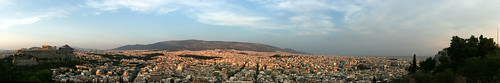 Athens Panorama 2 | by Abeeeer