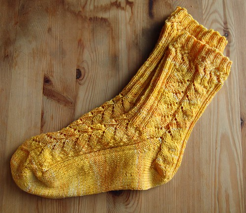 TTL mystery socks | by lauren*o