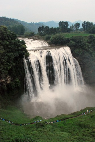 黄果树瀑布 Cataratas de Huangguoshu | by Inmigrante a media jornada