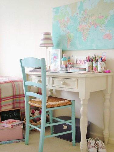 Desk | by sweet berry me