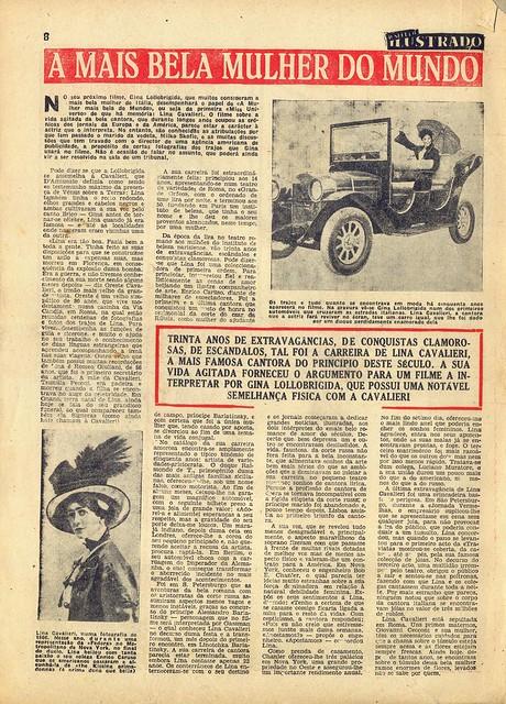 Século Ilustrado, No. 915, July 16 1955 - 7