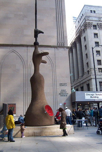 Chicago Miro Sculpture | by implementation