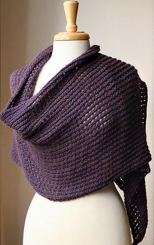 Knitting Wearable Art : Knit shawl custom order flickr photo sharing