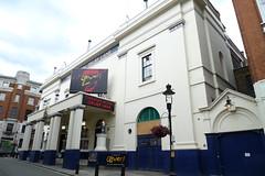 Королевский театр в Ковент-Гарден. Theatre Royal Drury Lane, Covent Garden