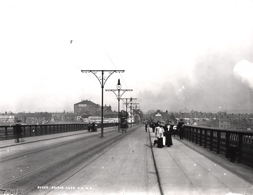 025219:Byker Bridge Unknown c.1905