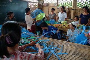 Philippines: Recycling Plastic Straps | by DoleSustainability