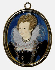 Probably Penelope Devereux, daughter of Lettice Knollys, great-granddaughter of Mary Boleyn | by lisby1