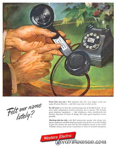 Western Electric - 19501218 Life | by Jon Williamson