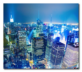 Top of the Rock - Rockefeller Center (New York) | by dhilung