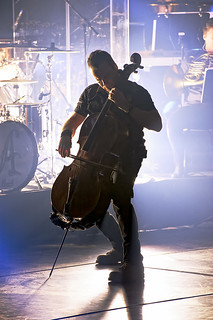 Apocalyptica at Tampere-talo 2014 | by skullbone76