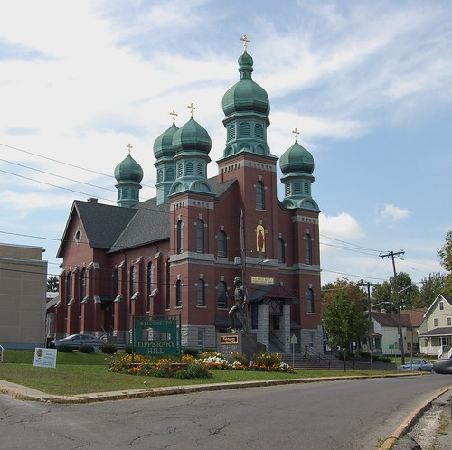 St. John the Baptist Ukrainian Catholic Church - Syracuse | by dennieorson