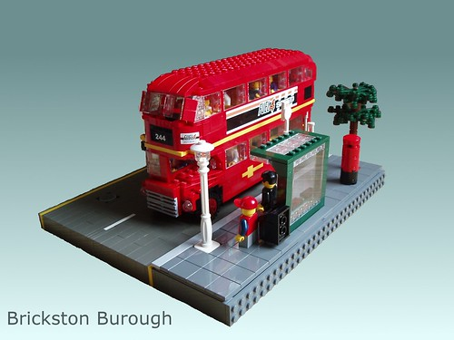London Routemaster bus (2) | by Mad physicist