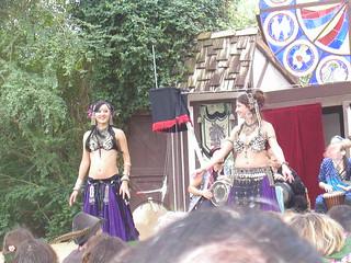 Houston Renaissance Festival 10122009 116 Gypsy Belly Da