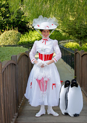 Mary Poppins & Friends • Disneyland | by Disney Digitally