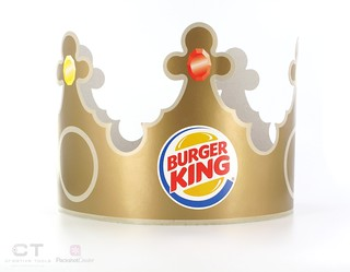 CreativeTools.se - PackshotCreator - CreativeTools.se - PackshotCreator - Burger King crown | by Creative Tools